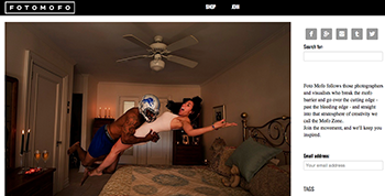 Athletes Among Us featured on Fotomofo